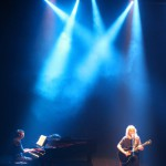 In concert with Karen Zoid